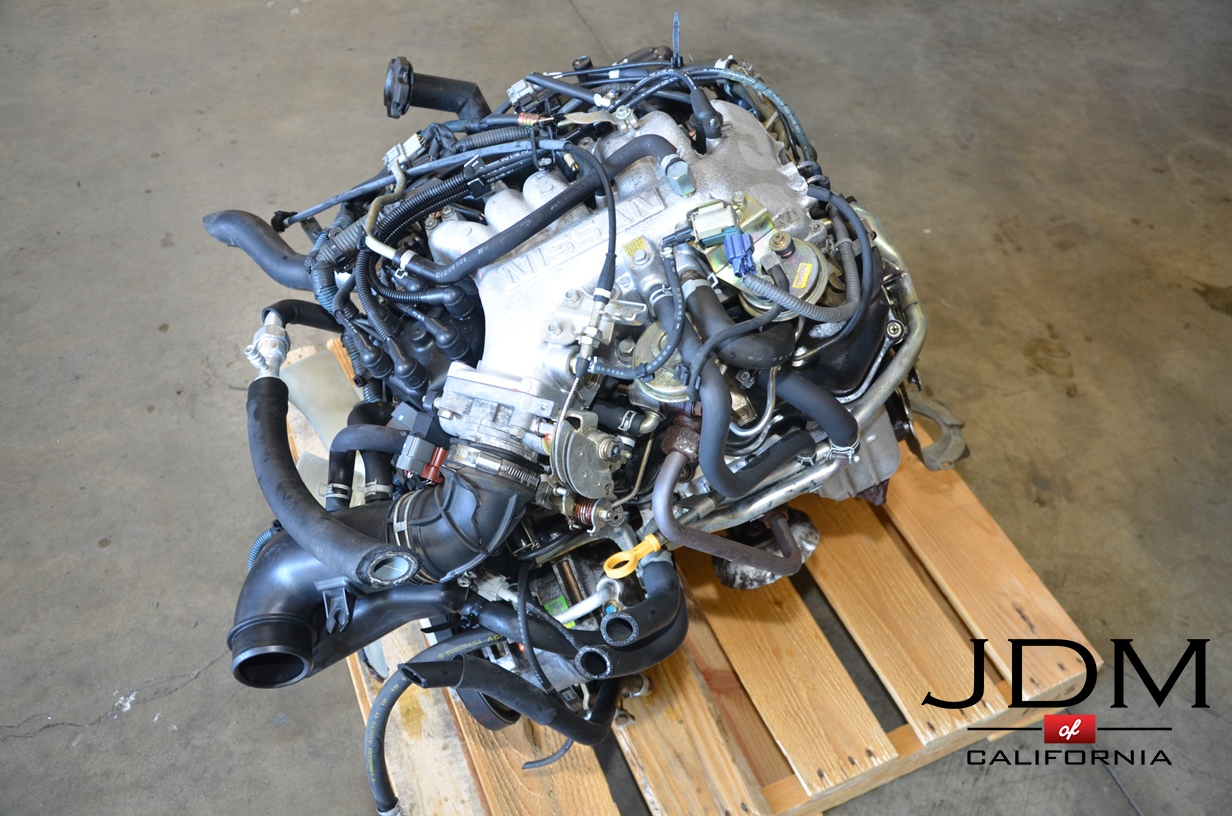 Jdm Vg33 Nissan Pathfinder Xterra Frontier 1996 2004 3 3l