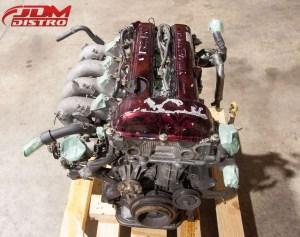 NISSAN SILVIA180SX S13 SR20DET ENGINE  HKS FORGED 21