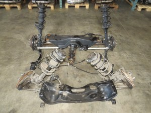 JDM IMPREZA WRX REAR SUBFRAME DIFFERENTIAL SUSPENSION 20022005