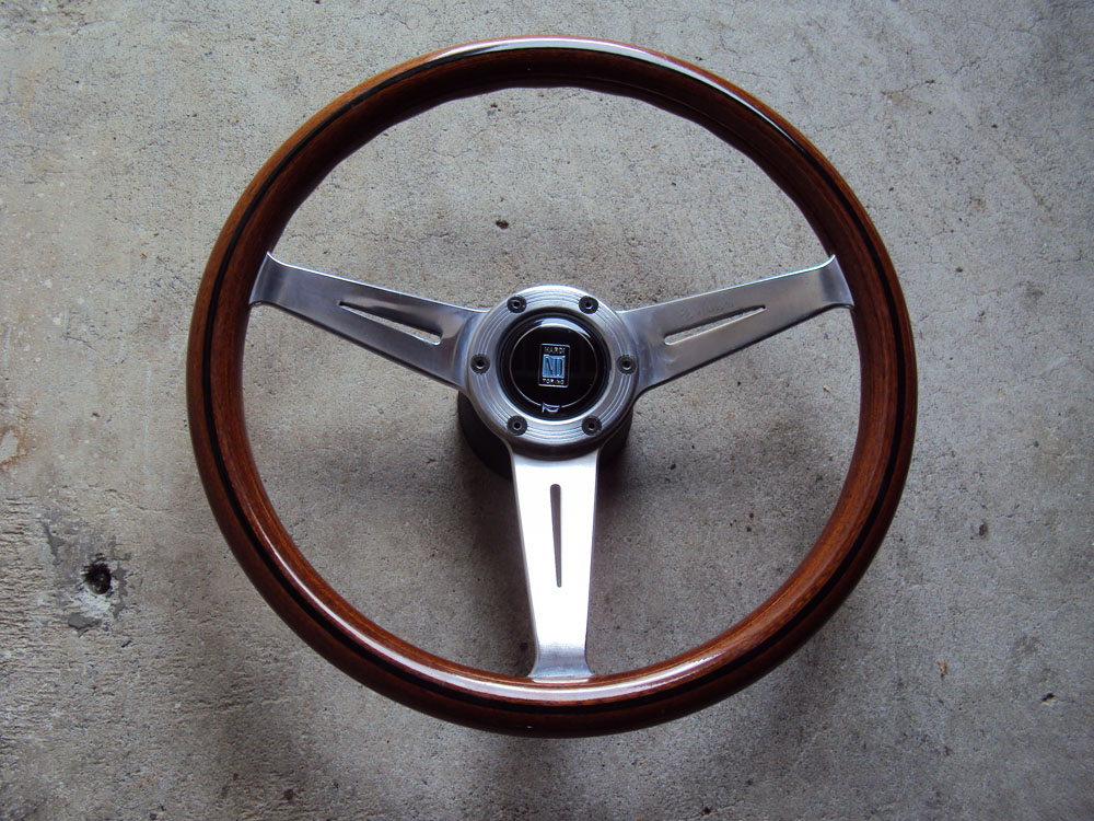 Steering Wheel Nardi Gara
