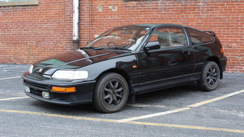 1990 HONDA EF6 CRX JDMHOOKUP