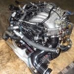 99 04 Nissan Frontier 3 3l Single Cam V6 Engine Jdm Vg33e