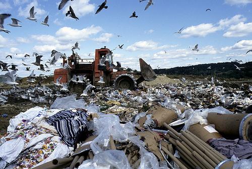 Landfill debt.