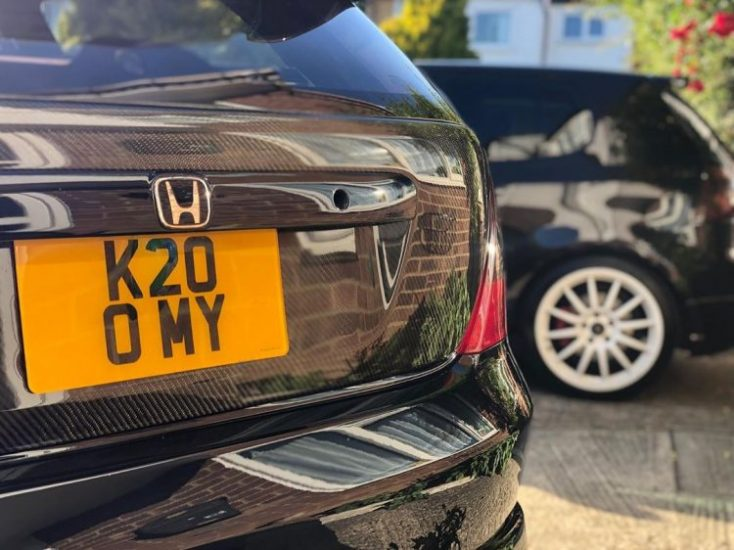 Imported Size Number Plates On UK Vehicles | Is It Legal?? | JDM Plates