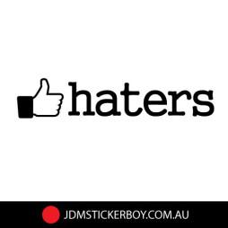 0348---Haters-Like-180-x-45-W