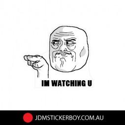 1394---IM-Watching-You-100x90-W