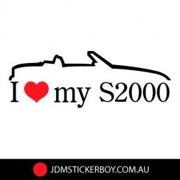 0655---I-Love-my-S2000-170x60-W