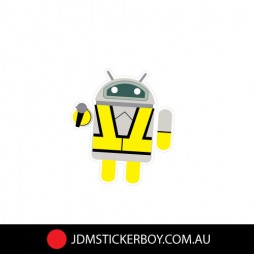 0169A---Android-Robot-Intergalactic-70x80-W
