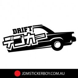 1230EN-Drift-Deco-Car190x73-W