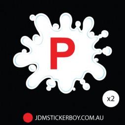 0759EN---P-Plate-Splatter-Red-QDL-300x245-W