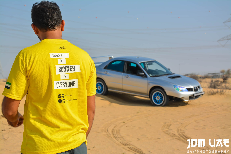 Ikram Subaru WRX