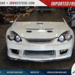 Jdm 2002 2004 Acura Rsx Dc5 Nose Cut Bumper Hood Fenders Headlights Honda Jdm Engines