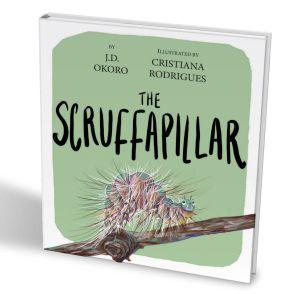 Scruffapillar book