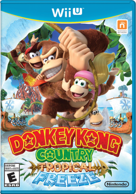 Donkey Kong Country: Tropical Freeze JDPs World