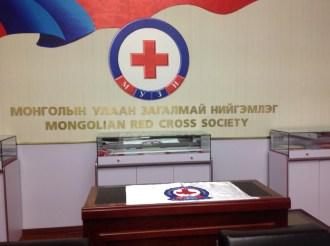 モンゴル赤十字社