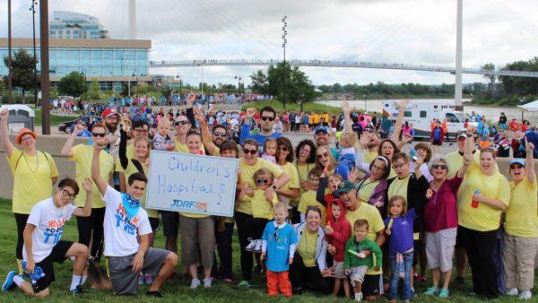 JDRF One Walk Spotlight – Team Children's Hospital ...
