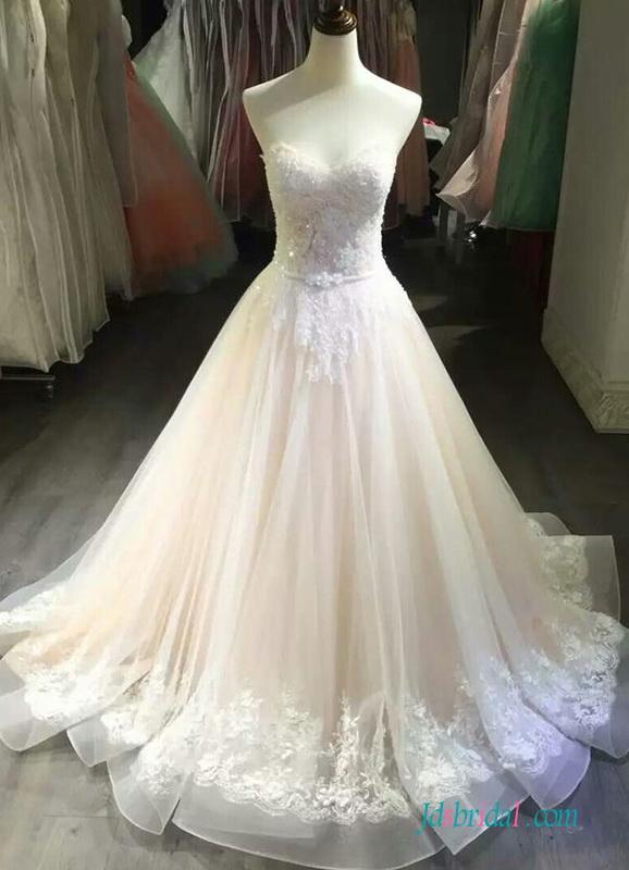 Organza Wedding Dresses Ruffled Layered Organza Wedding Gowns