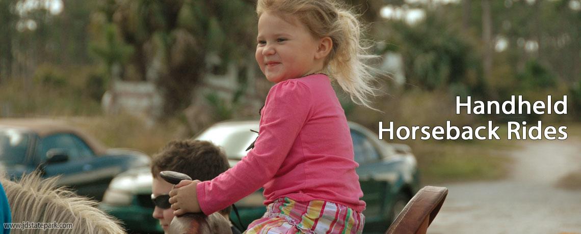 Handheld Horseback Rides | Jonathan Dickinson State Park, Hobe Sound, FL
