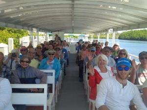 Interpretive Boat Tours on the Loxahatchee River