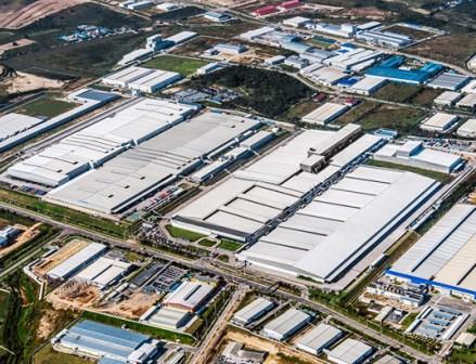 世界のタイヤ工場 10年で55拠点増 中国・インドの拡大目立つ