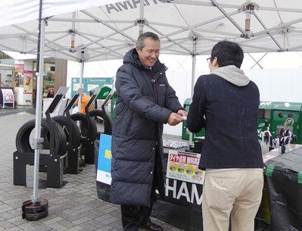 横浜ゴム 安全活動はメーカーの責務