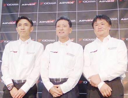 【横浜ゴム】モータースポーツ活動強化 世界のトップへ
