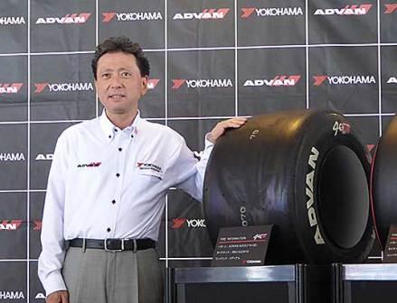 横浜ゴムの山石社長が会見「モータースポーツは重要な位置付けに」