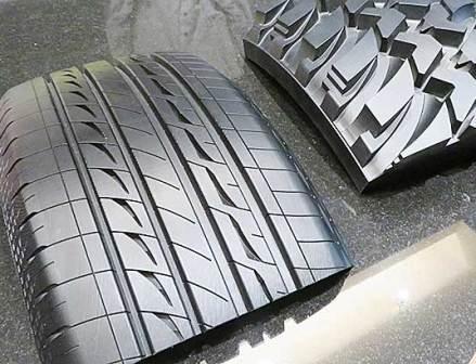 意匠と性能を両立 ブリヂストンのタイヤパターン開発の真髄