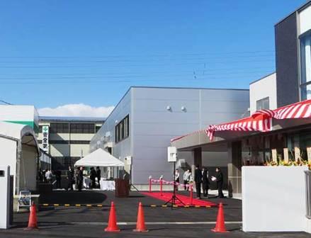 小野谷機工が新本社工場を竣工、働きやすい職場目指す