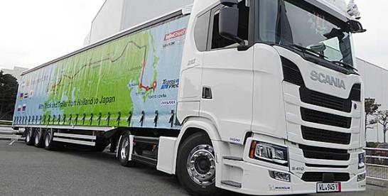 ミシュランが輸送事業者向けに提案 人手不足の課題解決へ