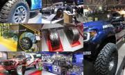 「東京オートサロン2019」タイヤメーカーが存在感発揮