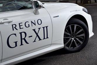 「REGNO GR-XⅡ」
