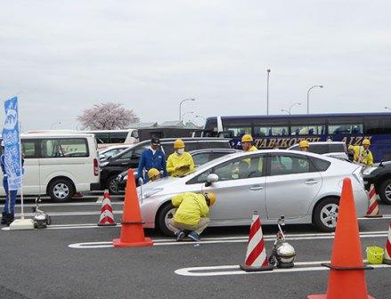 20回目の「タイヤの日」JATMAがタイヤ点検活動