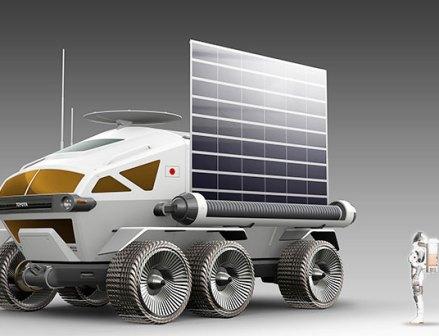 ブリヂストン、宇宙へ挑戦 JAXA・トヨタのチームに参加