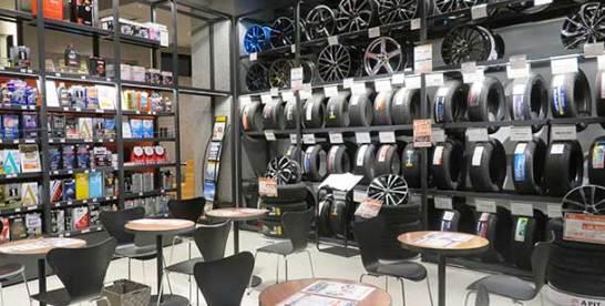オートバックス 店舗特性に合わせてタイヤ選びに独自性