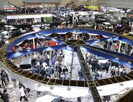 「東京オートサロン2020」タイヤメーカー各社がブランド訴求