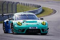 ニュル24時間レースに参戦する「FALKEN Porsche 911 GT3R」