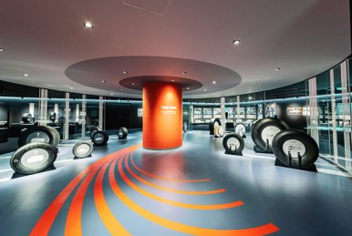 「Bridgestone Innovation Gallery」
