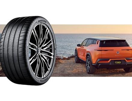ブリヂストン、電動SUV向けに供給契約「エンライトン」技術を活用