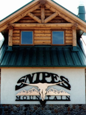 Snipes Mountain
