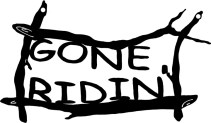 Ranch Sign - Gone Ridin'