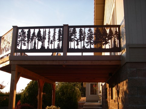Balcony Panels