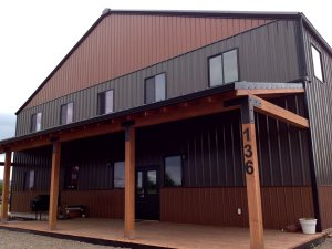 Our new shop, located just outside of Belgrade, MT at 136 Countryside Lane