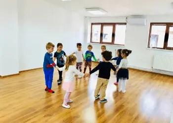 Cursuri de Dans Copii Bucuresti