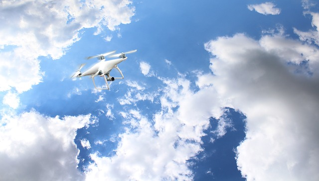 phantom p4, drone, dji
