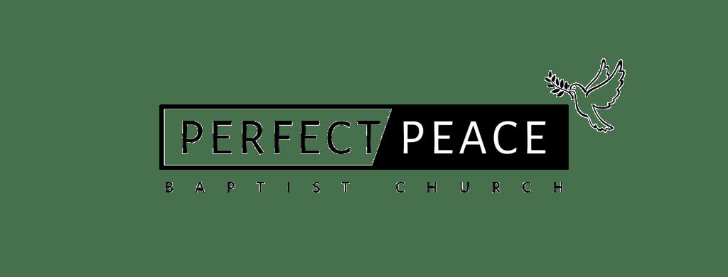 perfect peace baptist church site logo