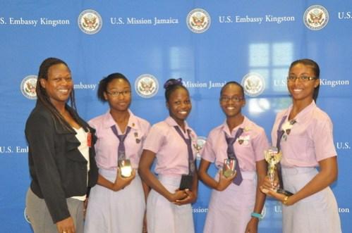 Image result for St. Hilda's High School Jamaica