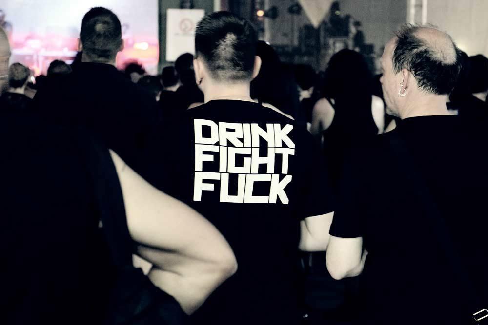 Wave-Gotik-Treffen 2014 EBM Music