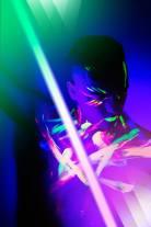 neon invader_light
