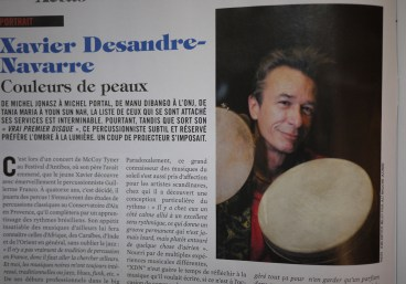 Xavier Desandre-navarre